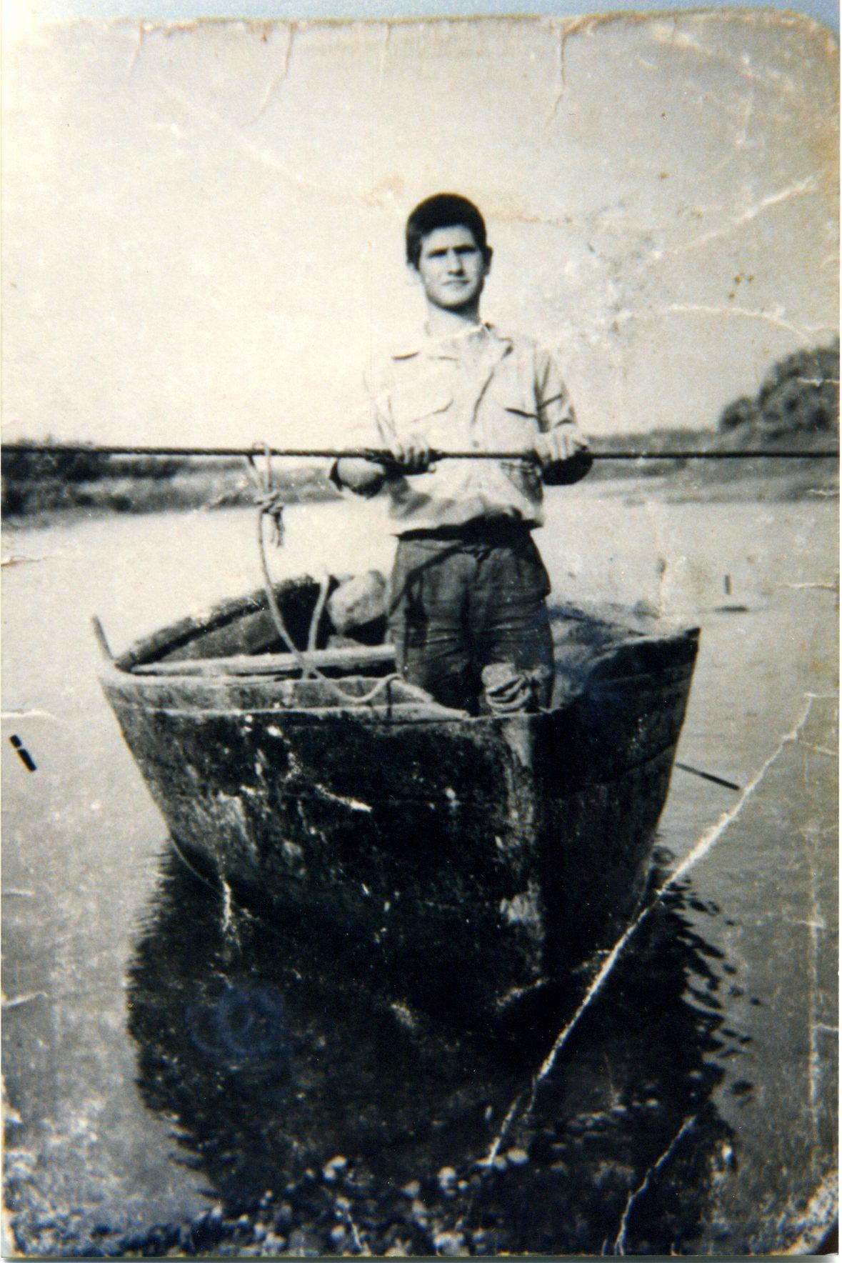 Zerfaliu - l'ultimo barcaiolo sul Tirso